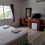 Welcome inn hotel standard double room @ Karon Beach Phuket Thailand accepting Bitcoin as rental payments.
